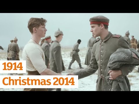 Ad of the Day: Sainsbury's WWI Christmas Commercial Sparks ...