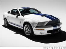 Shlby Mustang