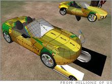 Virtual cars