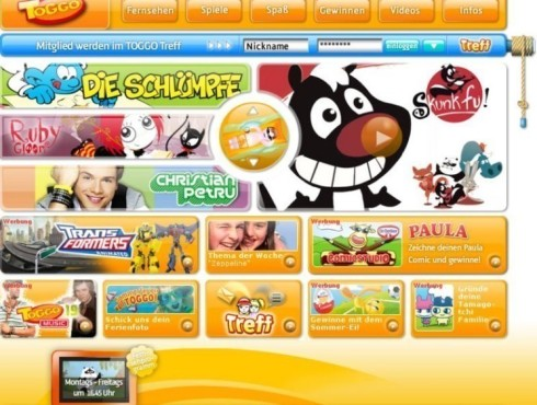 toggo spiele online spielen