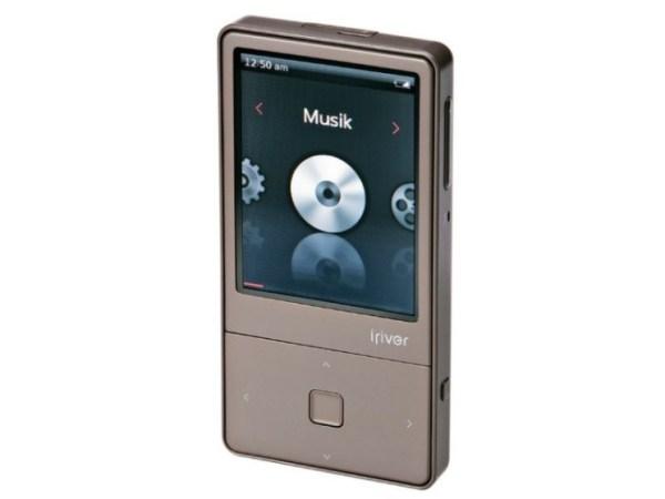 Test: MP3-Player Iriver E-100 (8 GB) - AUDIO VIDEO FOTO BILD