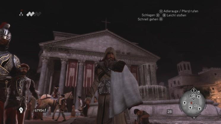 Assassins Creed Brotherhood Lsung Und Kampf Tipps