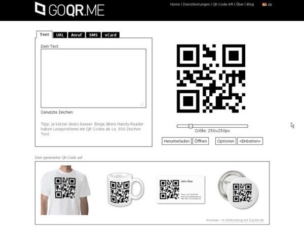 Tipps: QR-Code selbst erstellen - Bilder, Screenshots ...