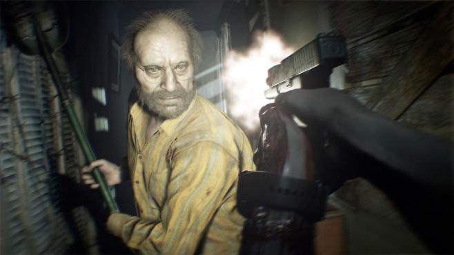 Resident Evil 7: Gold-Edition ©Capcom