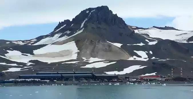 Reinauguração da estação brasileira na Antártica é adiada para amanhã (foto: Mauricio de Almeida/TV Brasil)