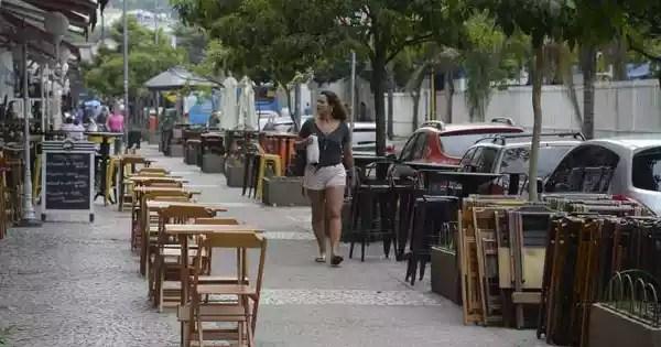 Governo analisa ideias do exterior para ajudar bares e restaurantes