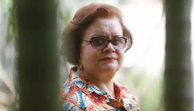 Mirian Sá aplicou a isenção e vai receber R$ 800 de restituição(foto: Ana Rayssa/Esp. CB/D.A. Press)