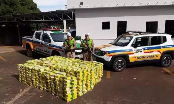 (foto: Polícia Militar Rodoviária/Divulgação)