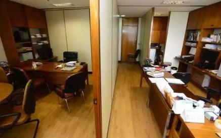 Troca de Gabinetes na Camara dos Deputados (foto: Ronaldo de Oliveira/CB/D.A Press )