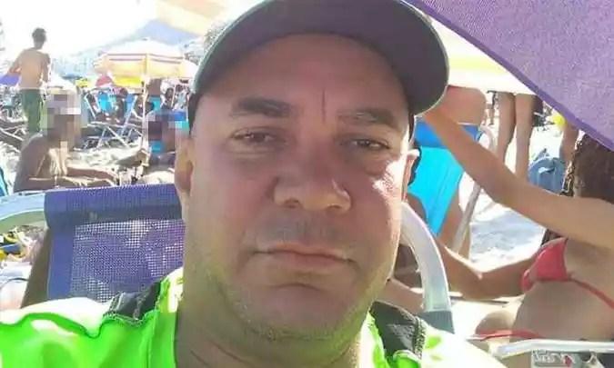 Foto de José Mendes divulgada pela polícia: apontado pela ex-companheira como autor dos crimes(foto: PMMG/Divulgação)