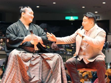 白鵬「大相撲を世界中に広めて」/スポーツ/デイリースポーツ online
