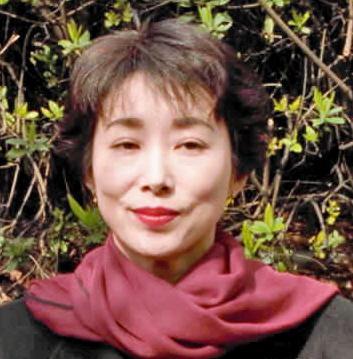 小川知子=2004年撮影