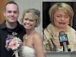 Widow Ashley DeRoncey is asking for the public's help in finding her husband David's killer