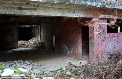 The remains of Habitation Leclerc: In the ruins, a group of abandoned children found shelter but were barely surviving. Exploiting that desperation, U.N. peacekeepers lured them into a child sex ring