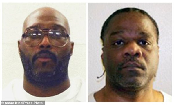 2 firms seek to prevent drugs' use in Arkansas executions ...