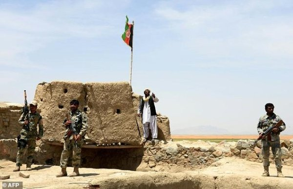 Pakistan says inflicted heavy losses on Afghan border ...