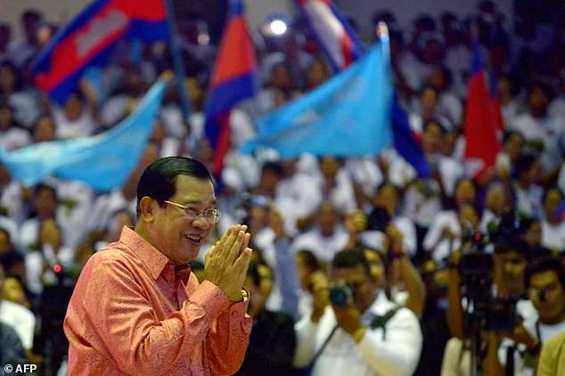 Image result for HE Prime Minister Hun Sen gets a new Mandate 0n July 29, 2018
