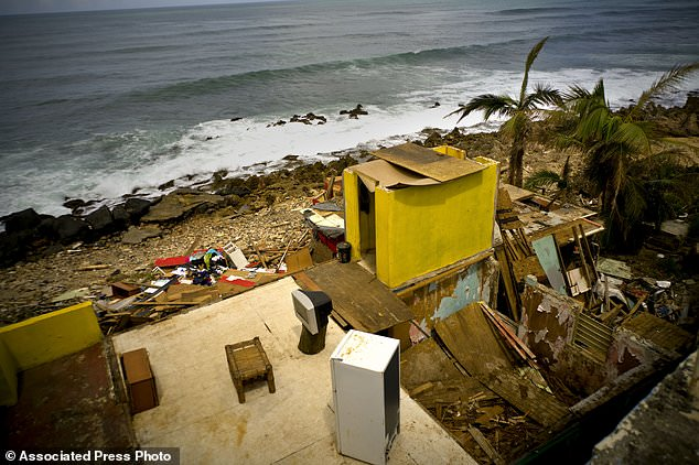It Make Puerto San Storm Maria Juan Rico Did La Perla