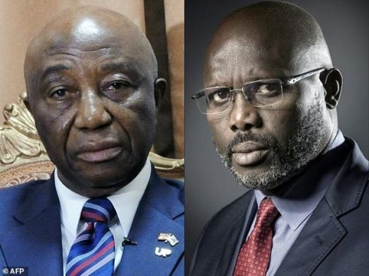 Image result for Liberia: Conde, Gnassingbe mediating to avert standoff