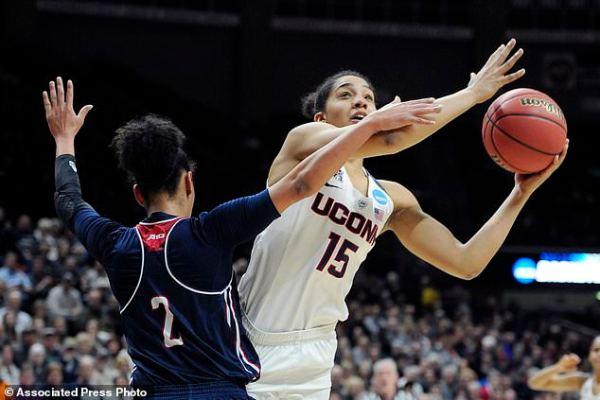 UConn trio headline AP women's hoops All-America team ...