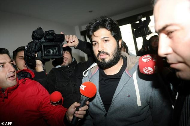 Detained businessman Reza Zarrab was arrested in Miami in March last year en route to Disney World on charges of violating US sanctions against Iran, something he has denied