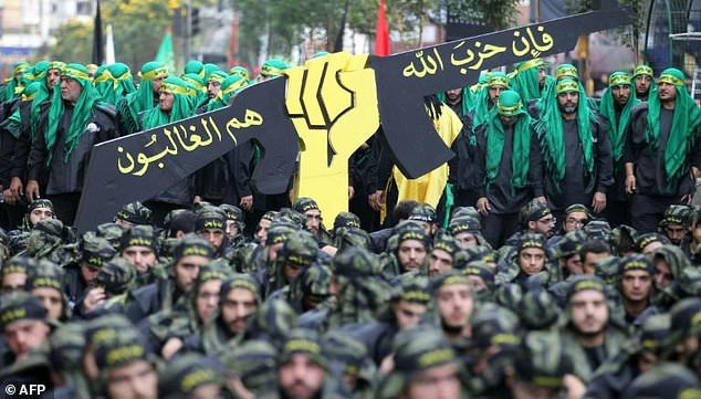 Iranian-backed Hezbollah is an arch-foe of Israel, with which it fought a war in 2006