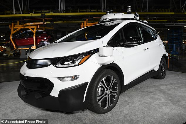 The Cruise AV is a rebranded version of GM's Chevrolet Bolt EV. The company declined to identify where it will launch its robo-taxi service or when and where it  will start testing its fleet of vehicles