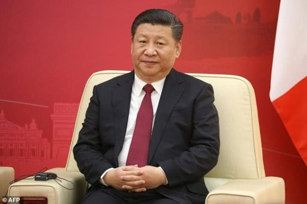 China to enshrine Xi's name in state constitution | Daily ...