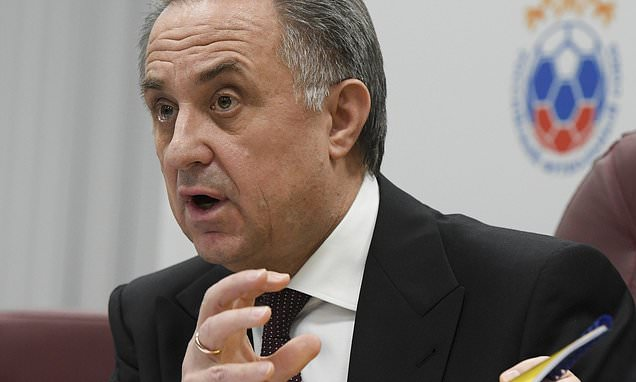 Mutko Says Russias Olympic Athletes Will Be Young Clean