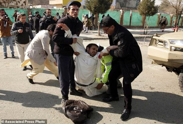 Officials say 95 killed, 158 wounded in Afghan car bombing ...