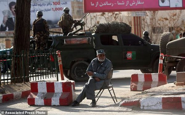The Latest: Trump condemns car bomb attack in Afghanistan ...
