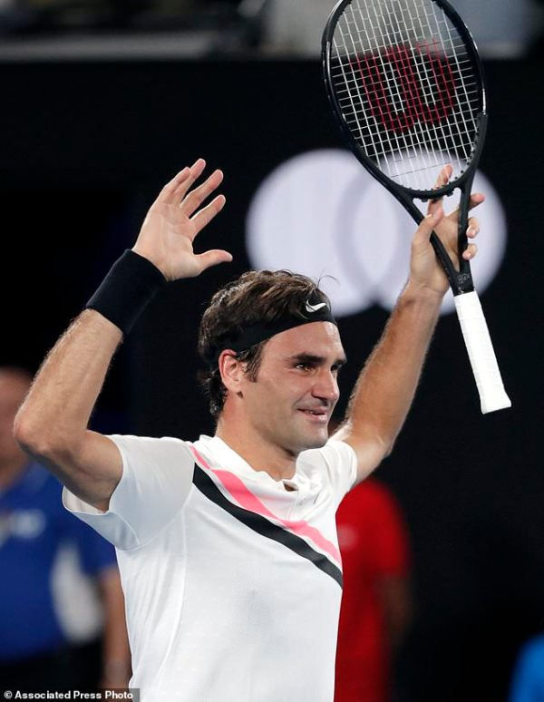 Federer beats Cilic in Aussie final; wins 20th major title ...
