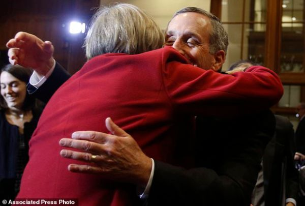 Harvard University names Lawrence Bacow its 29th president ...