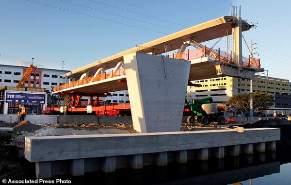 At least 6 crushed to death in Florida bridge collapse ...