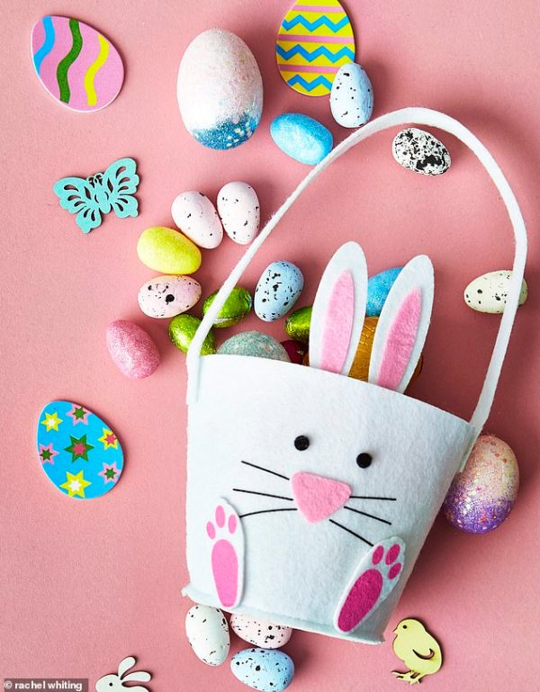 Stick 'n' mix it up! Easter fun to keep your little ones ...