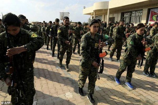 British woman killed fighting alongside Kurds in ...