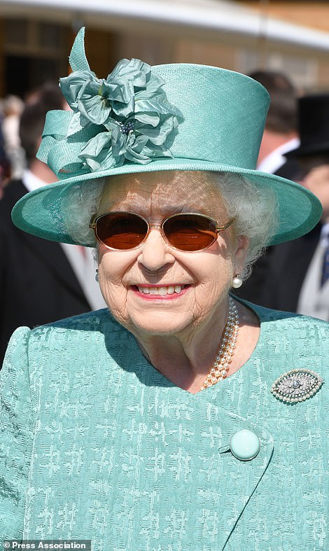 Following protocol, the Queen will be the last member of the Royal Family to arrive at around 11.55am