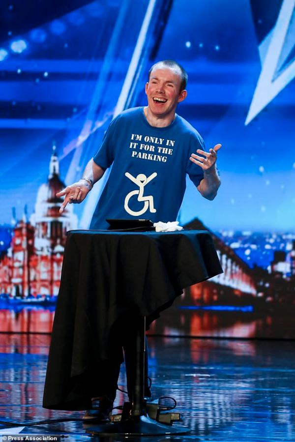 Who is BGT winner Lost Voice Guy? | Daily Mail Online