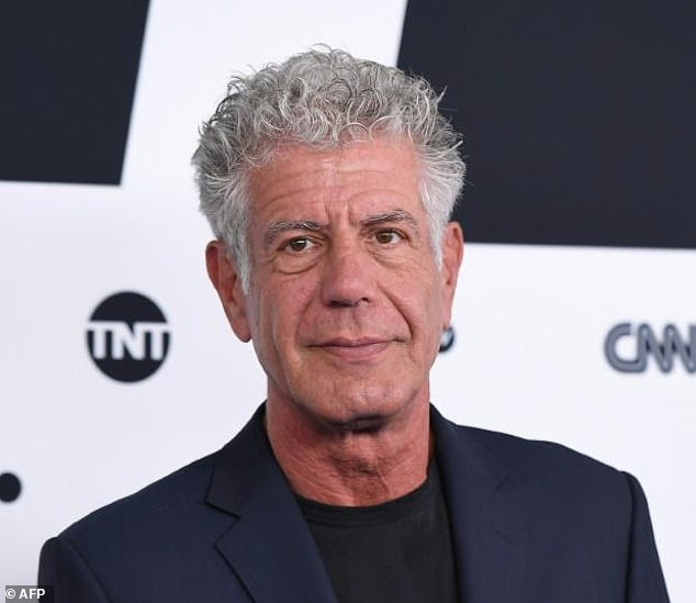 Bourdain died while in France filming an episode of his Emmy-winning CNN food and travel program 'Parts Unknown.' French prosecutors said he hanged himself Friday