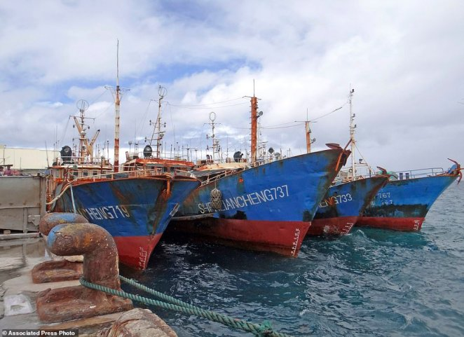 During the investigation, reporters interviewed and obtained written complaints from more than a dozen current and former Indonesian fishermen - including Sulistyo - who were connected to companies in Sea To Table's supply chain