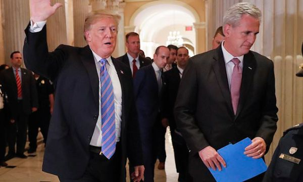 Trump takes swipe at South Carolina's Sanford in GOP ...