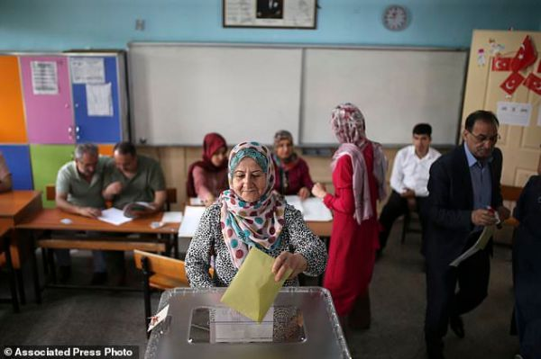 Turkey: Partial results show Erdogan leading in elections ...