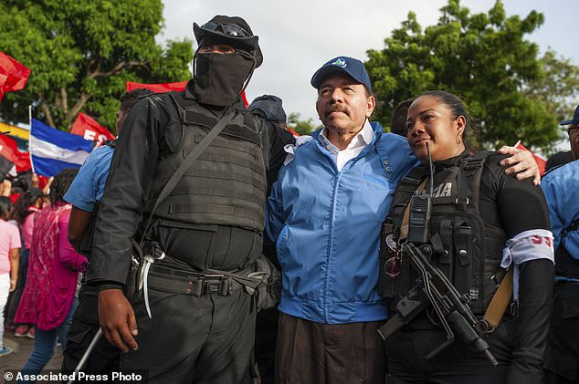 wire 3644558 1531541381 923 634x421 - Violence continues in Nicaragua as OAS leaders seek...