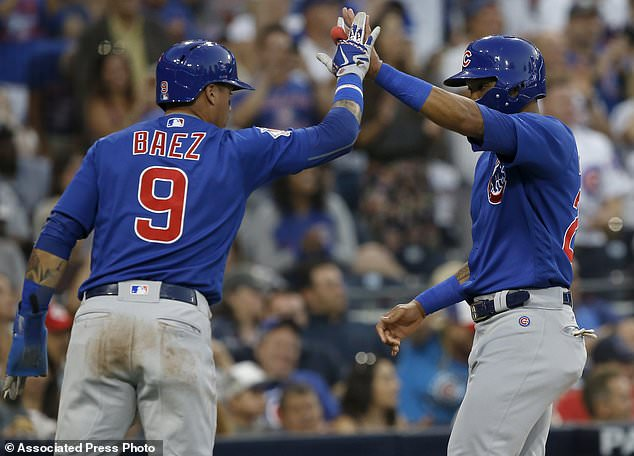 wire 3645118 1531547664 319 634x456 - Rizzo, Baez come up big late to give Cubs 5-4 win vs...