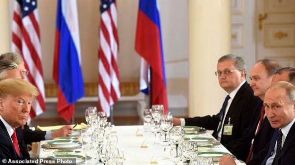 Trump: summit with Putin off to a 'very, very good start ...