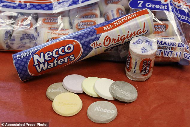Owner Of Company That Makes Necco Wafers And Sweethearts
