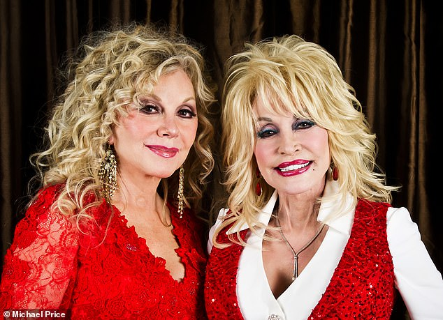 Stella and Dolly in 2015. 'You get in your own lane,' she says. 'You run your own race'