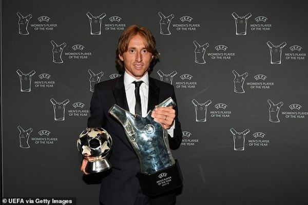 Will Cristiano Ronaldo honour Luka Modric because the ...
