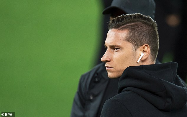 Julian Draxler will be looking to make a major impact if he features against the Reds