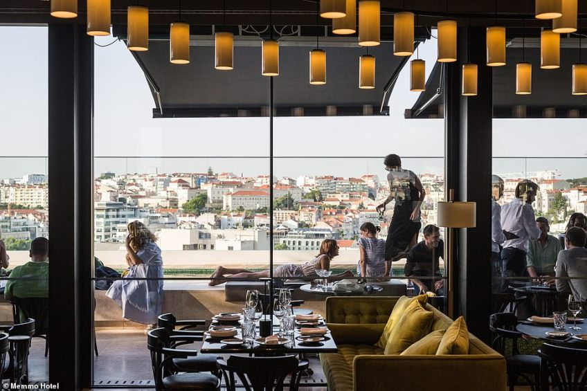 Princípe Real is home to amazing restaurants, cool bars and stores and excellent art galleries, says Time Out